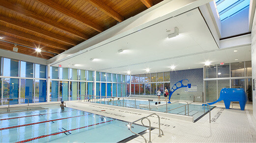 Maclennan jaunkalns miller architects news for Alton swimming pool opening times