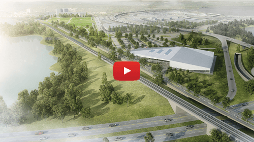 Video: Long Bridge Aquatic Center and Park Design Competition Entry