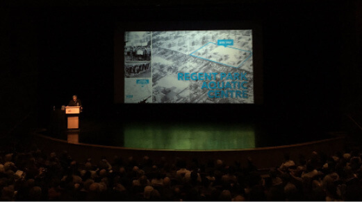 David Miller presents at the RAIC 12 Architects on Architecture