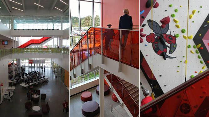 Grand Opening of Magna Hall at Seneca College's King Campus