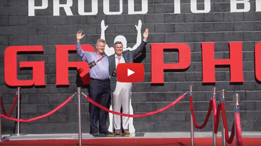 Video: Grand opening of the Guelph Gryphons Alumni Pavilion