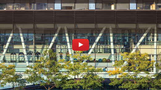 Video tour of Goldring Centre for High Performance Sport