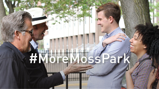 Moss Park Mid-Summer Community Roundtable