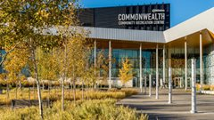 Commonwealth Community Recreation Centre & Edmonton Eskimos' Field House