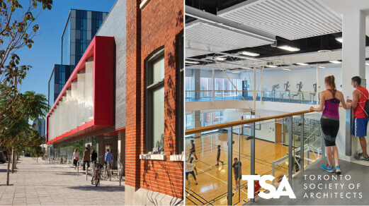 MJMA will be hosting tours of Cooper Koo YMCA as part of TSA's Toronto Building Tours