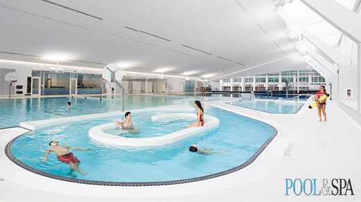 UBC Aquatic Centre featured in Pool & Spa News