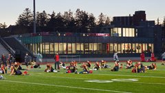 University of Guelph Gryphons Football Pavilion