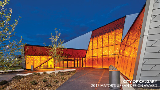 MJMA + MTa win 2017 City of Calgary Mayor's Urban Design Award