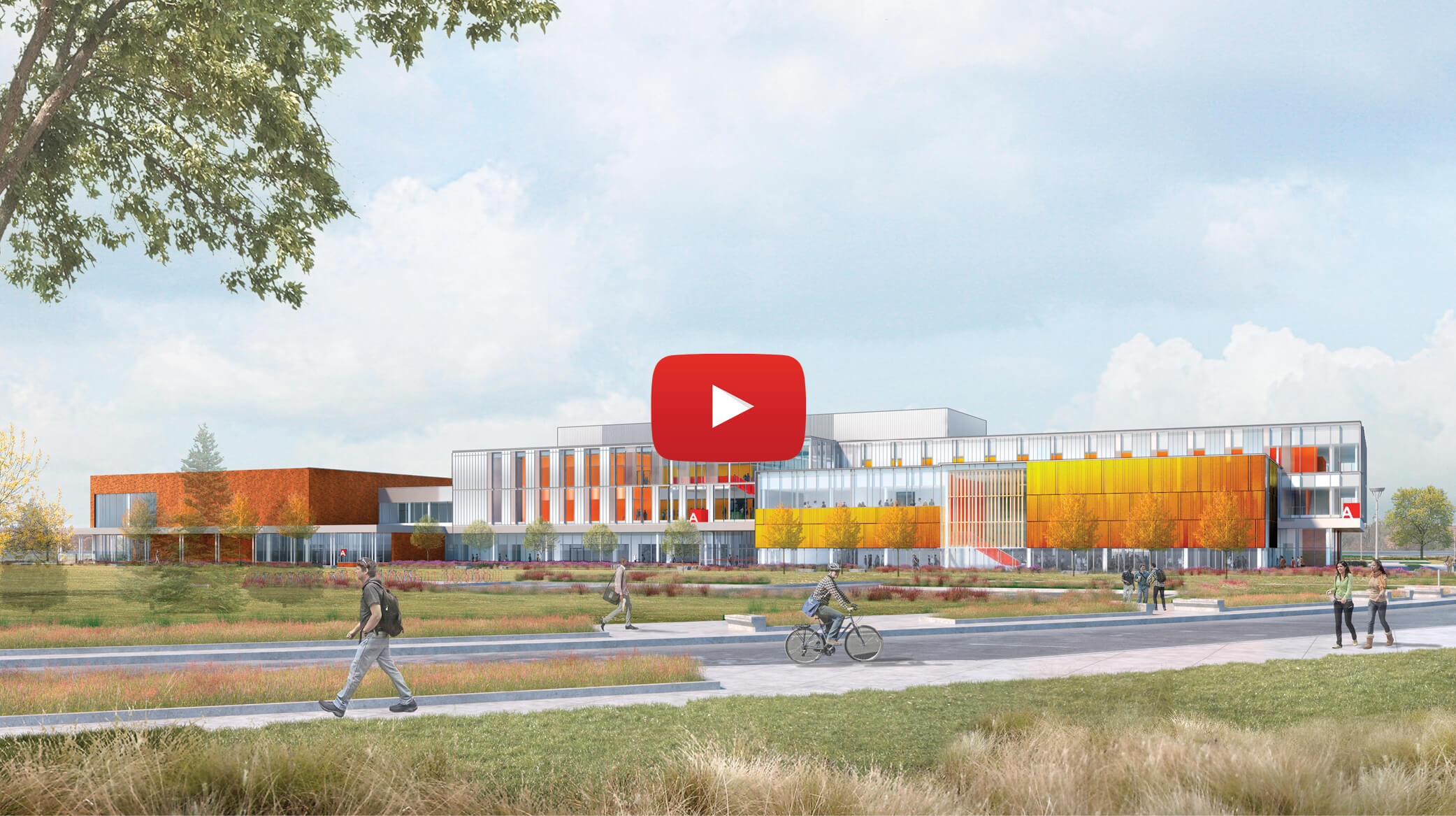 Video tour of the Seneca College King Campus Expansion