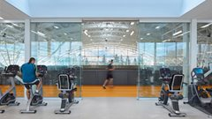 Conestoga College Student Recreation Centre Renovation & Expansion