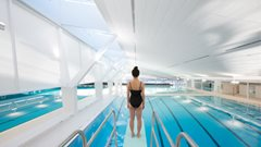 University of British Columbia Aquatic Centre