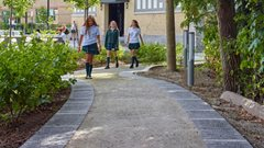 Branksome Hall Alumnae Walkway