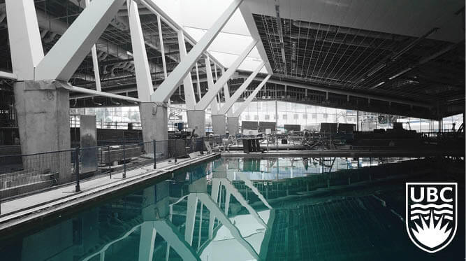 Architects partner with UBC to research ways to make swimming healthier and more energy efficient